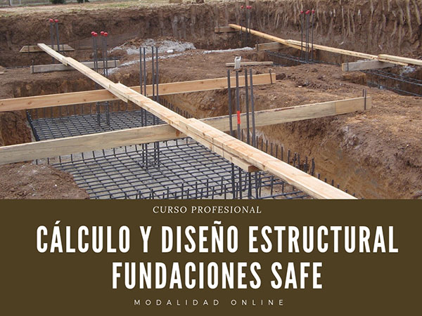 Cálculo de fundaciones SAFE