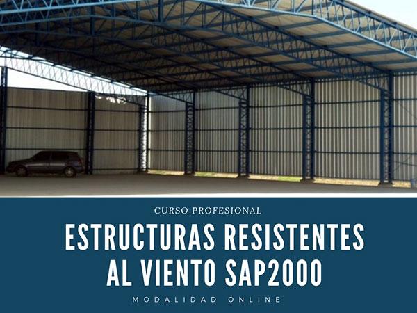 Estructuras Resistentes al viento SAP2000