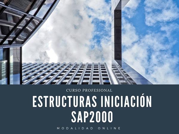 estructuras iniciacion sap2000