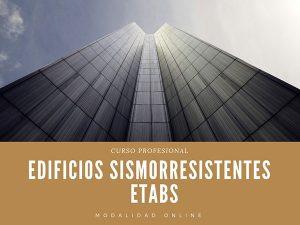 Sismorresistente ETABS
