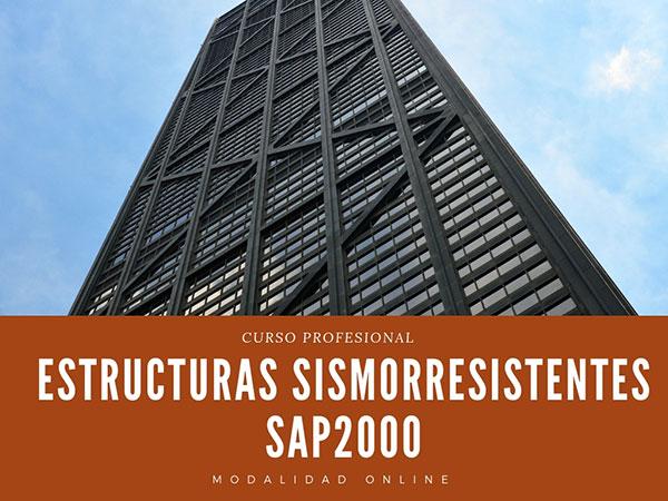 Estructuras Sismorresistentes SAP2000