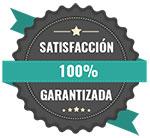 satisfaccion garantizada web
