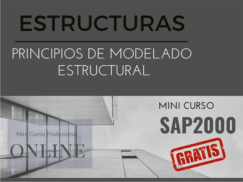 Principios de modelado SAP2000