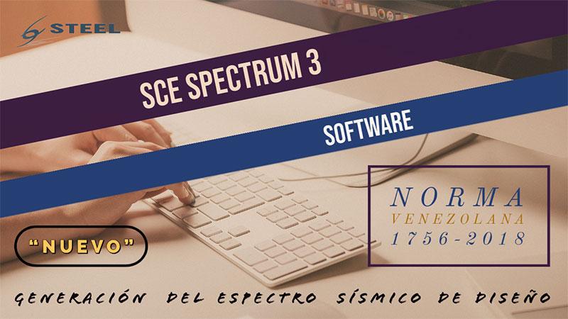 SCE SPECTRUM 3