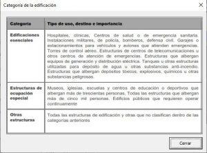 Edificacion NSC-SE-DS