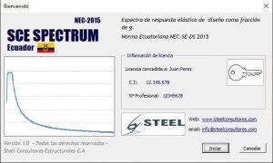 Validación Spectrum NEC-2015