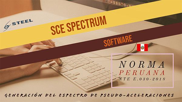 SPECTRUM PERÚ NTE E.030-2018